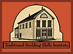 Traditional Building Skills Institute Workshops