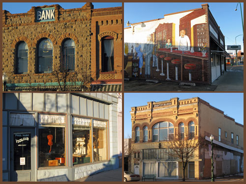 Main Street Retains Its Century Old Charm